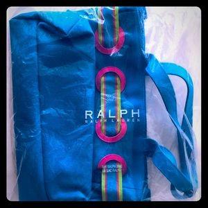 NEW Ralph Lauren Tote Bag Ibiza Exclusive